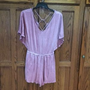 American Eagle outfitted romper